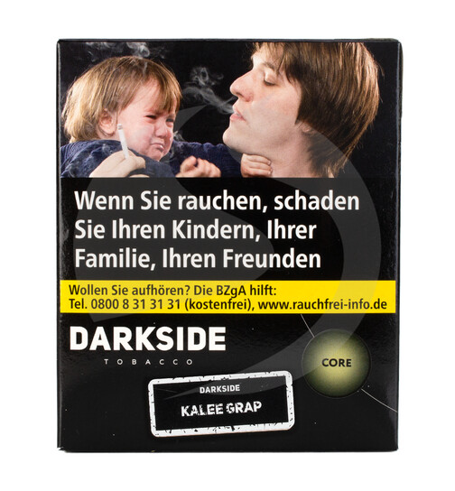 Darkside Tobacco 200g Core - Kalee Grap