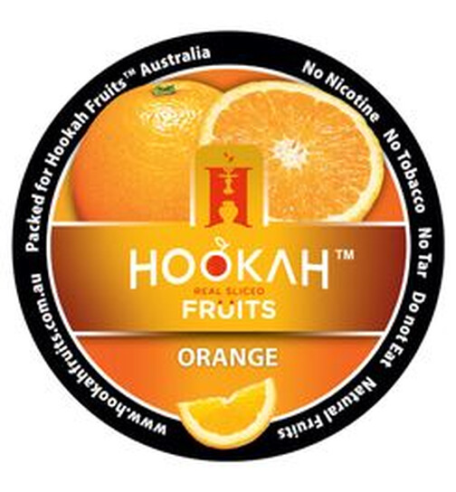 Hookah Fruits 100g - Orange