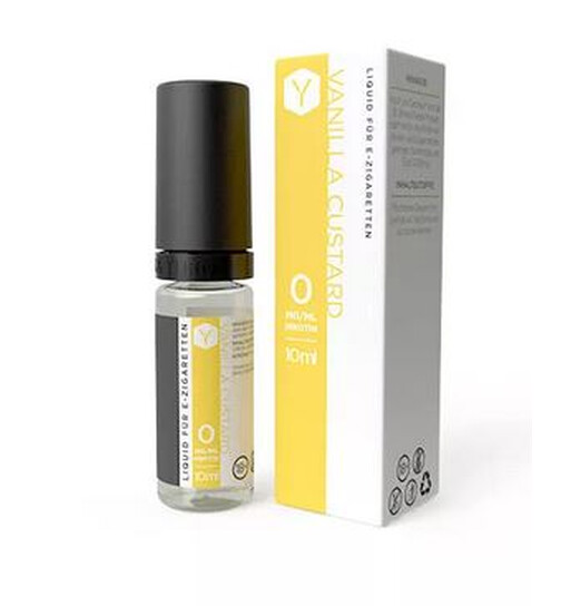 LYNDEN Liquids 10ml (0mg) - Vanilla Custard