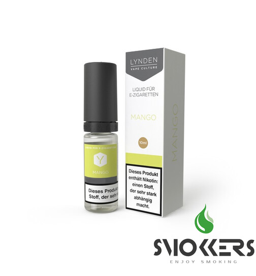 LYNDEN Liquids 10ml (3mg) - Mango