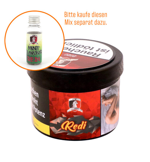 Cavalier Luxury Tobacco 200g - Red Ice