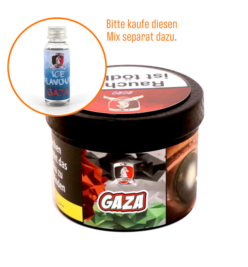 Cavalier Luxury Tobacco 200g - Gaza