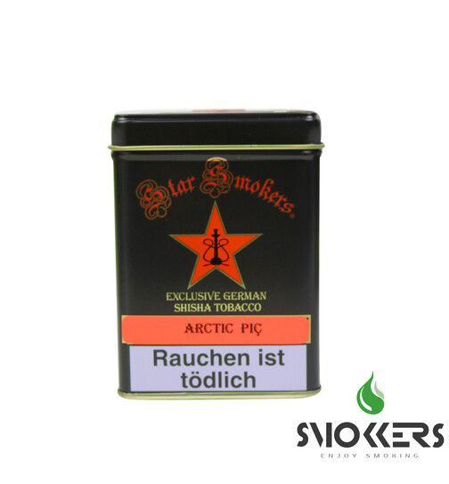 Star Smokers Exclusive Tobacco - Arctic Pic