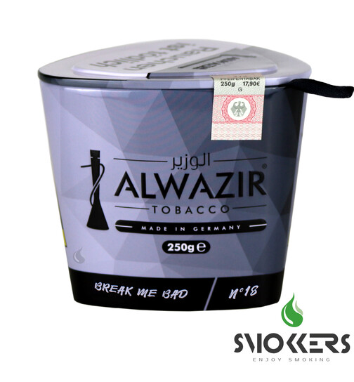 Alwazir Tabak 250g - Break me Bad