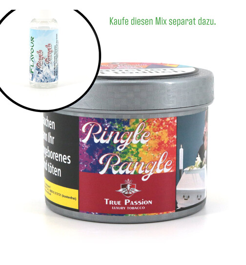 True Passion Tabak 200g - Ringle Rangle