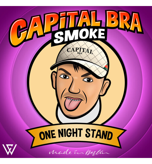 Capital Bra Smoke Tabak 200g - One Night Stand