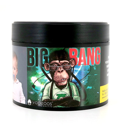 VAPEOOS© Tobacco 200g - Big Bang GRP