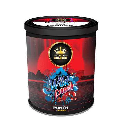 Holster Tobacco 200g - WildPunch