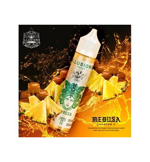 Illusions Vapor Liquid 30ml - Medusa