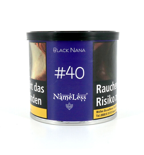 NameLess Tobacco 1000g - #40 Black Nana
