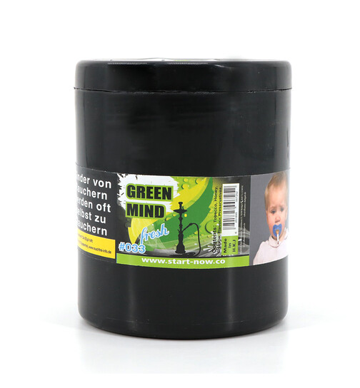 Start Now Tobacco 1000g - #033 Green Mind fresh