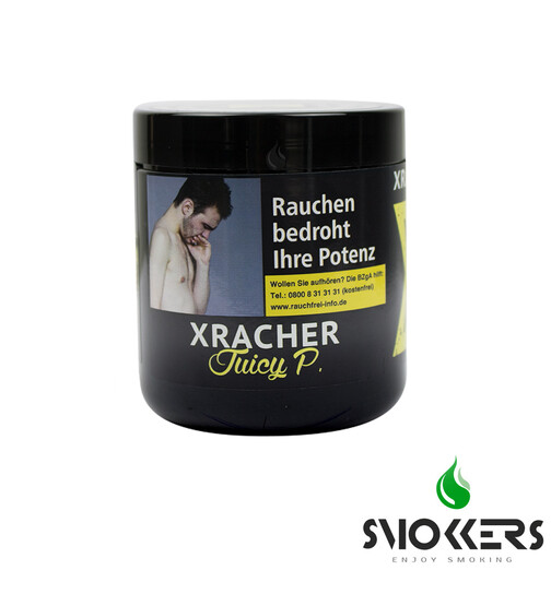 XRACHER Tobacco - Juicy P.