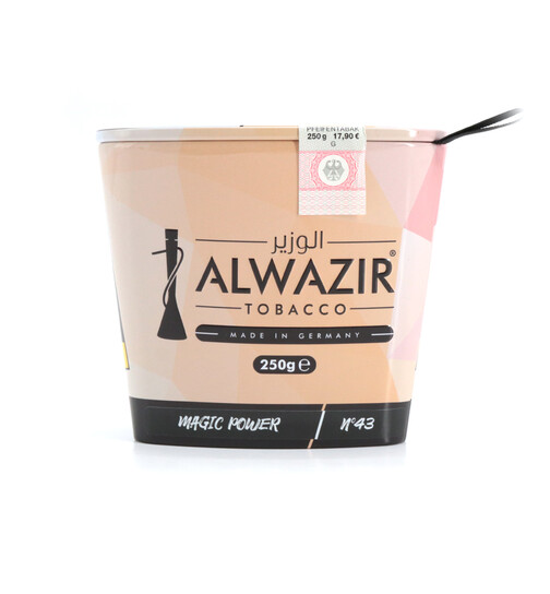 Alwazir tobacco 250g - Magic Power