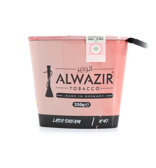 Alwazir Tobacco 250g - Lady Dream