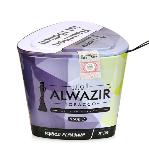 Alwazir Tobacco 250g - Purple Pleasure
