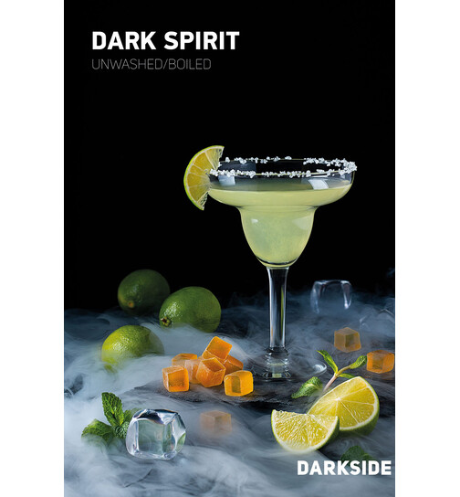 Darkside Tobacco 200g Base - Dark Spirit
