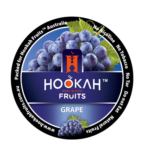 Hookah Fruits 100g - Grape