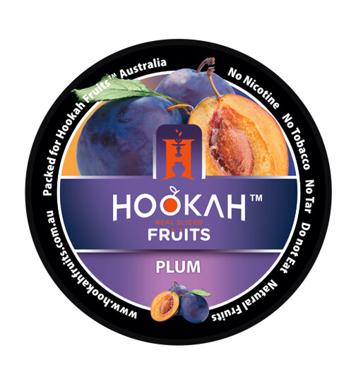 Hookah Fruits 100g - Plum