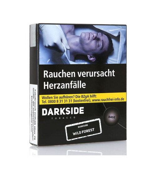 Darkside Tobacco 200g Base - Wild Forest
