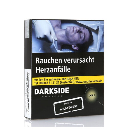 Darkside Tobacco 200g Core - Wild Forest