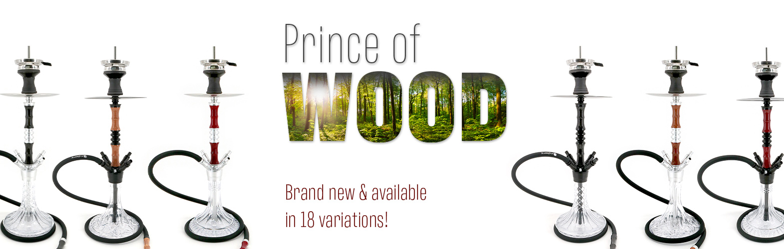 Brandnew! Prince of Wood