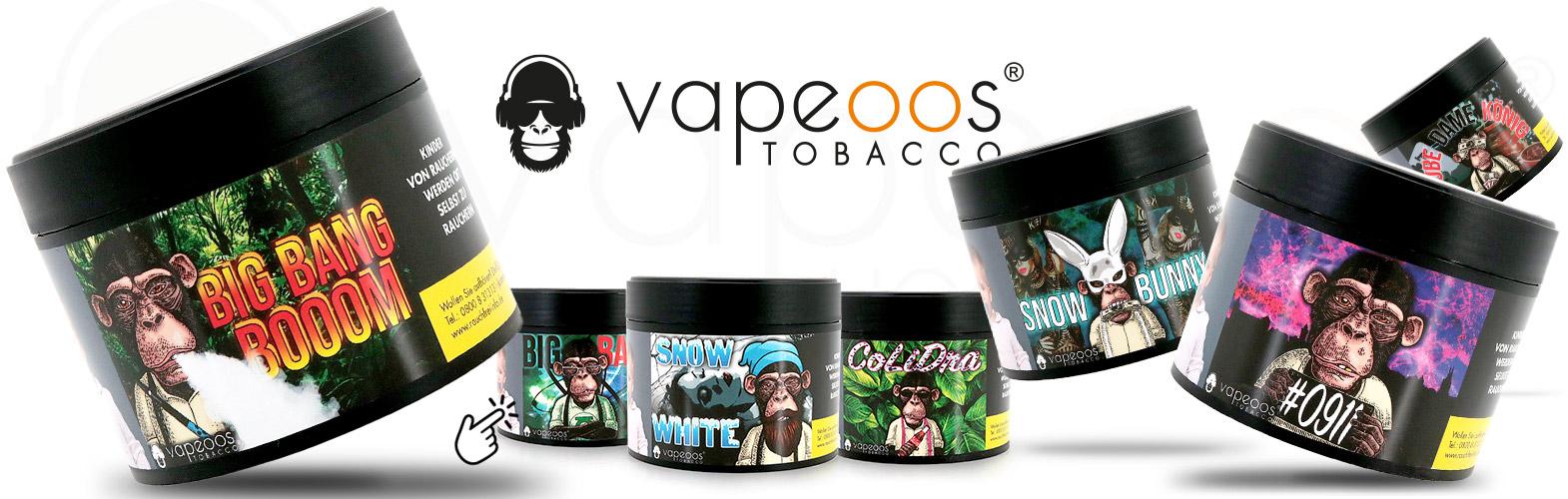 vapeoos Premium Tobacco